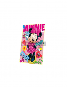 Manta polar Minnie - Pop Cool