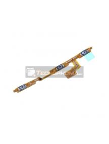 Cable flex de botones laterales de encendido y volumen Samsung Galaxy A10 A105 - A20e A202