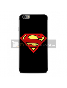 Funda TPU DC Comics 002 Superman Huawei Y6 2018 - Honor 7A