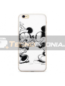 Funda TPU Disney Mickey & Minnie 010 Samsung Galaxy J6 Plus J610