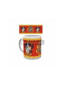 Taza cerámica 325ML Harry Potter - Gryffindor