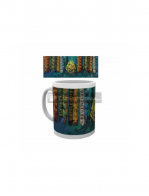 Taza cerámica 325ML Harry Potter - House of flags