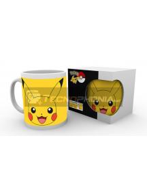 Taza cerámica Pokemon - Pikachu