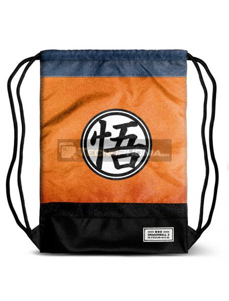 Saco mochila Dragon Ball Z