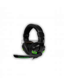 Auriculares Gaming BG-Gaming Typhoon negro