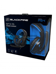 Auriculares Gaming Blackfire BFX-15 Ps4