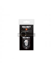 Llavero de goma Call of Duty - Black Ops 4