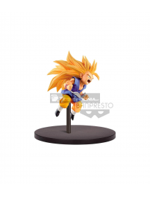 Figura Banpresto Dragon Ball Super Son Goku Fes Super Saiyan 10 Cm