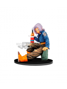 Figura Banpresto Dragon Ball Z Trunks World Figure Colosseum 13 Cm