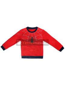 Sudadera Spiderman Marvel 6 años