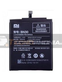 Batería Xiaomi BN30 Redmi 4A