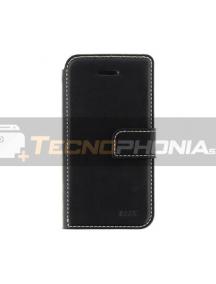 Funda libro Molan Cano Samsung Galaxy A20e A202 negra
