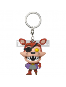 Llavero Funko Pocket POP! Five Nights altFreddys 6 - Pizza Sim Rockstar Foxy