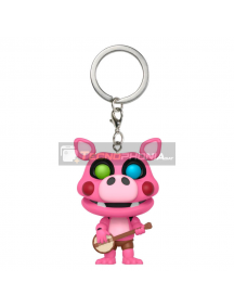 Llavero Funko Pocket POP! Five Nights altFreddys 6 - Pizza Sim Pigpatch