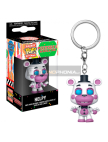 Llavero Funko Pocket POP! Five Nights altFreddys 6 - Pizza Sim Helpy