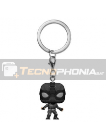 Llavero Funko Pocket POP! Marvel Spiderman - Far From Home Spiderman Stealth Suit