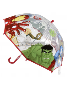 Paraguas transparente burbuja Los Vengadores - Avengers 2400000408 45cm