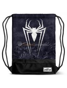 Saco Spiderman Marvel Poison 48x35x1cm