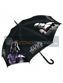 Paraguas Star Wars 108 cm negro