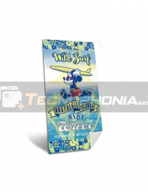 Toalla de playa Disney Mickey Mouse