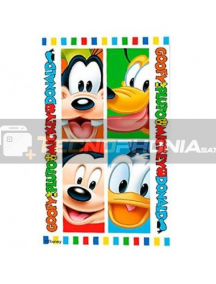 Toalla de playa Disney Mickey Mouse - Friends