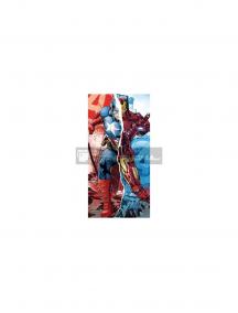 Toalla de playa Marvel - Los Vengadores