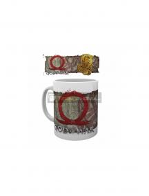 Taza cerámica 300ML Good Of War - Dragons