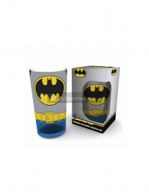 Vaso de cristal 500ml DC Comics - Batman