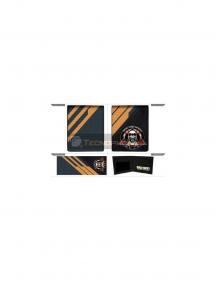 Cartera billetero Call of Duty - Infinite Warfare negra amarilla