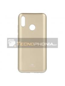 Funda TPU Goospery Samsung Galaxy A40 A405 dorada