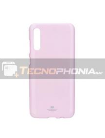 Funda TPU Goospery Samsung Galaxy A70 A705 rosa