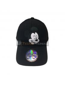 Gorra Diseño Minnie Negra