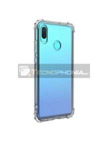 Funda anti shock Huawei Y7 2019 transparente
