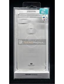Funda TPU Goospery Xiaomi Mi 8 lite transparente