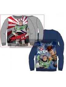 Sudadera Toy Story 4 - Buzz Lightyear 4 años gris