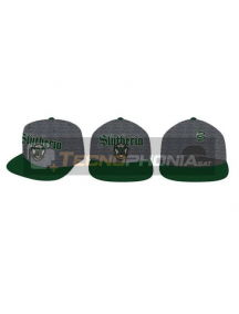 Gorra Harry Potter - Slythering gris - verde 54cm