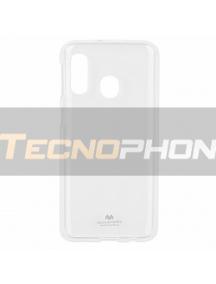 Funda TPU Goospery Samsung Galaxy A40 A405 transparente