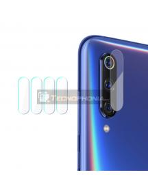 Lámina de cristal templado flexible 3MK para lente de cámara Xiaomi Mi9