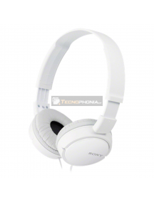 Manos libres cascos Sony MDR-ZX110AP blanco