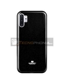 Funda TPU Goospery Samsung Galaxy Note 10 Plus N975 negra