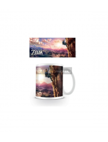 Taza The Legend Of Zelda - Botw The Climb