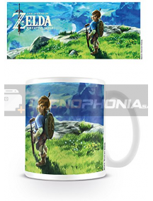 Taza The Legend Of Zelda - Botw View
