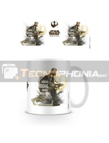 Taza cerámica 320ML Star Wars - Rouge One Bodhi