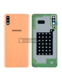 Tapa de batería Samsung Galaxy A70 A705 naranja