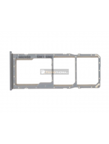 Zócalo de SIM Samsung Galaxy A50 A505 - A70 A705 blanco