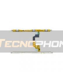 Cable flex de botones laterales de encendido y volumen Samsung Galaxy A70 A705