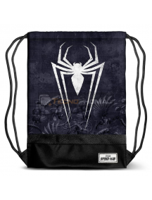 Saco Mochila Spiderman Marvel Poison 48x35x1cm