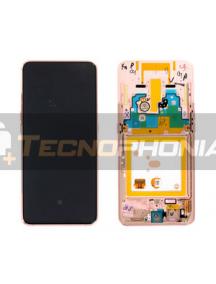 Display Samsung Galaxy A80 A805 dorado