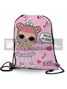 Saco Mochila LOL Surprise - Dance 39cm