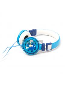 Auriculares de diadema Sonic con micrófono